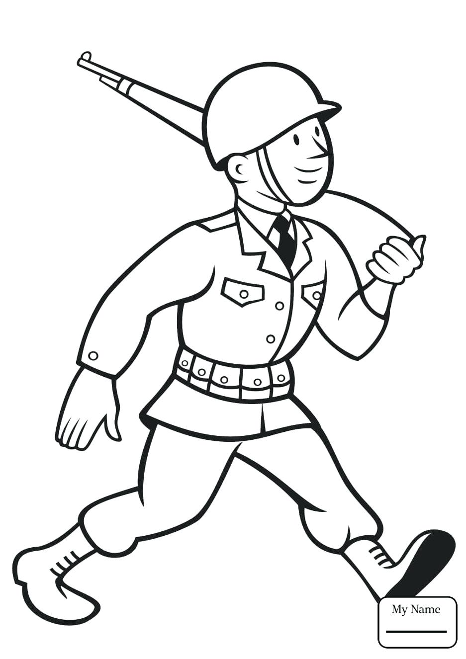 937x1326 Coloring Army Soldier Coloring Pages