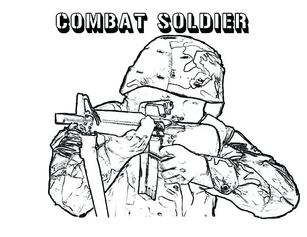 600x464 Coloring Pages Army