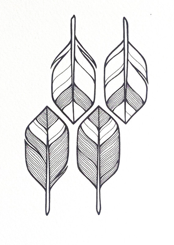 570x800 Arrows Illustration