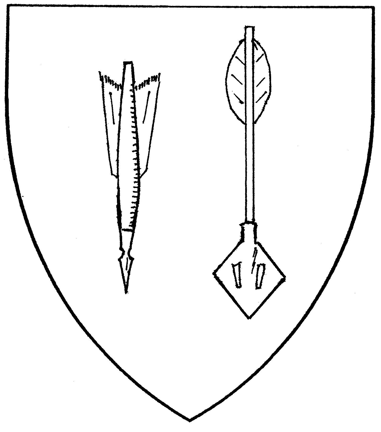 1619x1836 Arrow Arrowhead Mistholme