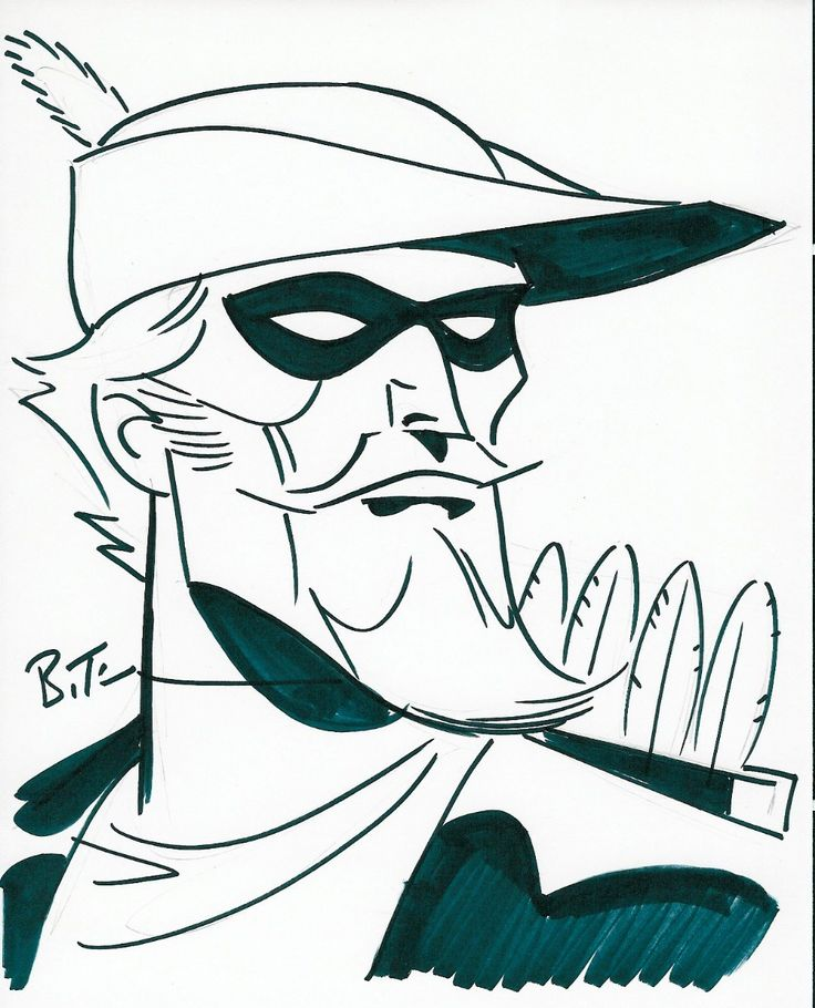 736x910 Green Arrow By Bruce Timm Bruce Timm Bruce Timm