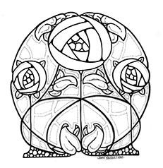 231x238 Art Nouveau