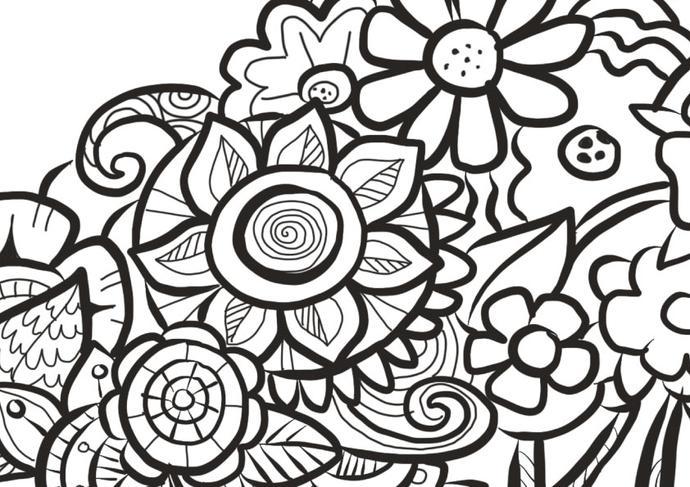 690x487 How To Draw Doodle Art Tree Freelancer Blog