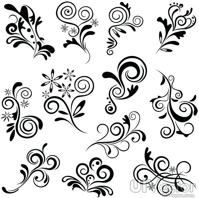 680x676 Simple Patterns To Draw