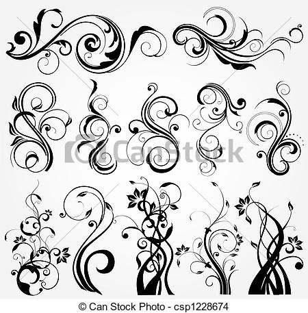450x457 Simple Flower Designs For Pencil Drawing