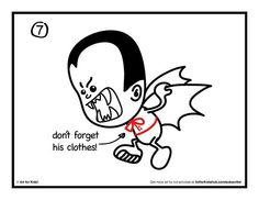 236x182 How To Draw A Scary Jack O'Lantern Step 7 Fall Scary