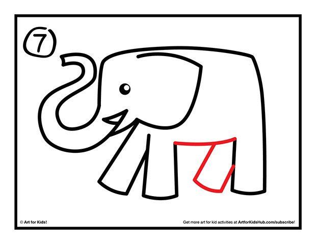 620x479 Best Draw An Elephant Ideas On Elephant Drawing