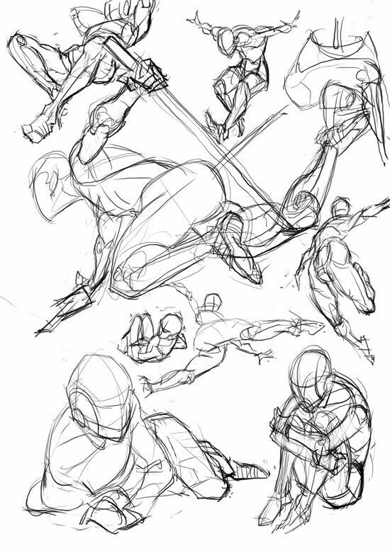 550x778 Pin By Fabian Stark On Comics How To Sketches