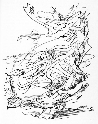 400x508 Andre Masson Drawings Drawings Drawings