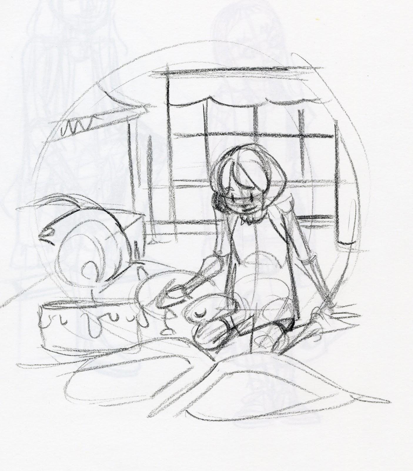 1405x1600 Nattosoup Studio Art And Process Blog Summer Art Dump Part 3