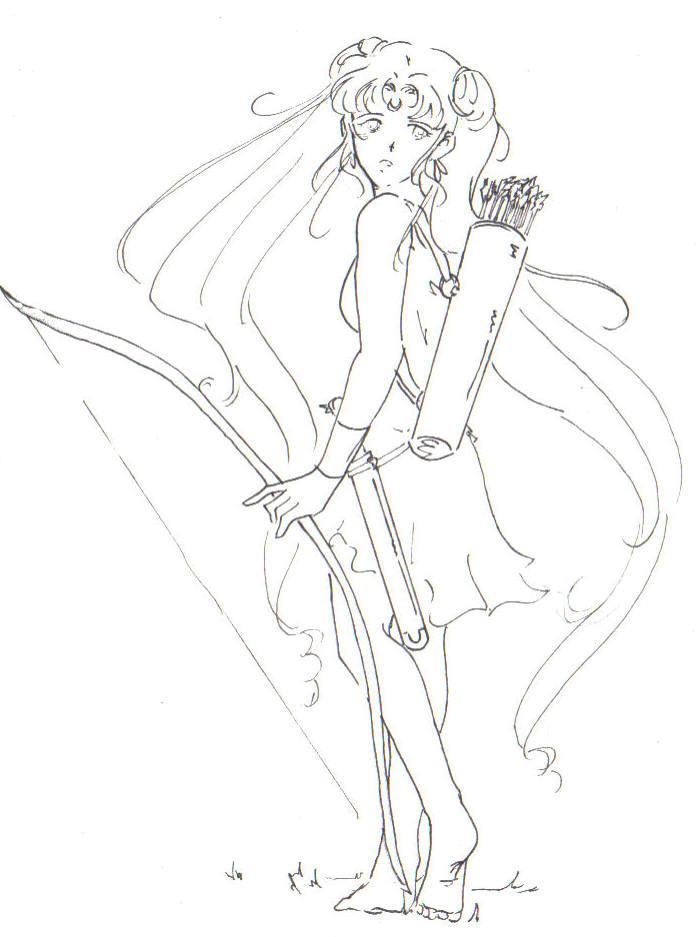 700x937 Artemis Goddess Of The Hunt By Divine Nataku