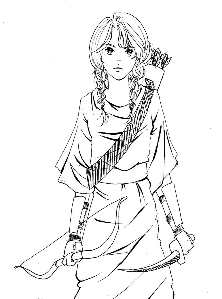 771x1037 Artemis By Azancomtesse43096