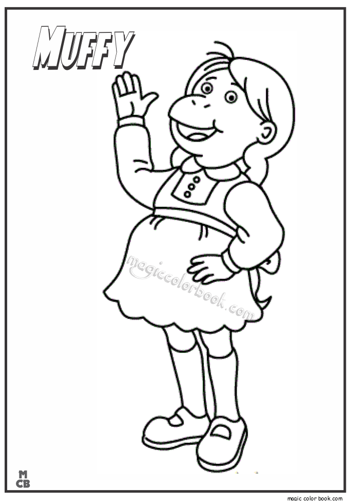 Arthur Ashe Coloring Pages