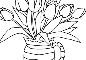 300x210 Flower Bouquets Drawings Bouquet Flowers Drawing Drawings