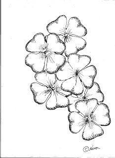 233x320 Gallery Artist Drawings Flowers,