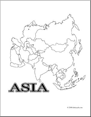 Map Of Asia Template.Asia Map Drawing At Getdrawings Com Free For Personal Use Asia Map