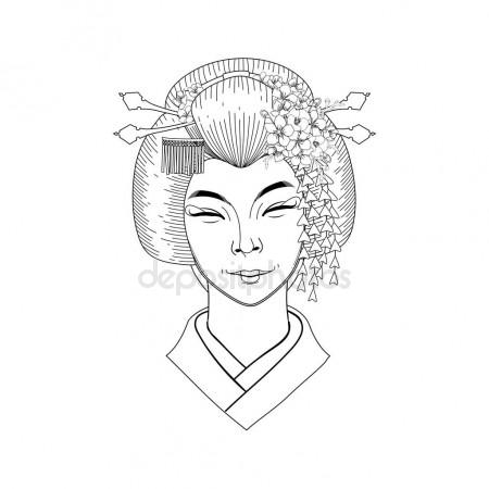 450x450 Asian Girl Stock Vectors, Royalty Free Asian Girl Illustrations