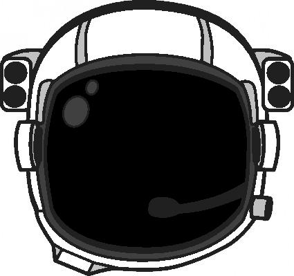 425x399 Drawn Helmet Astronaut