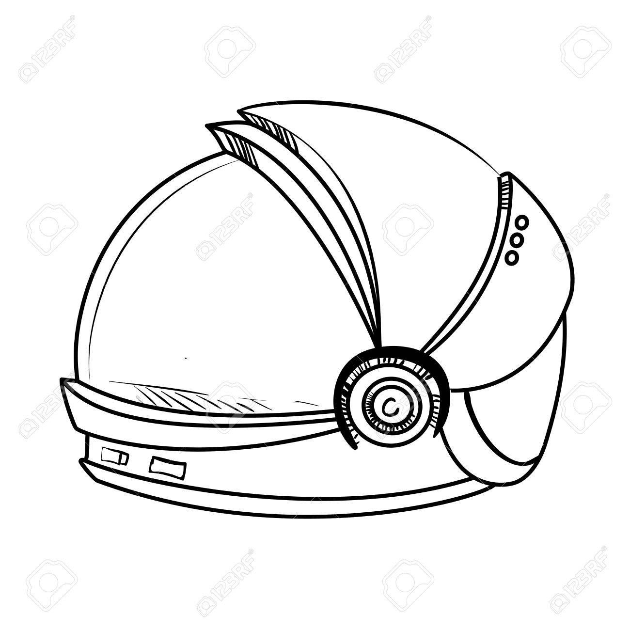 1300x1300 Astronaut Sketch Spacesuit Royalty Free Cliparts, Vectors,