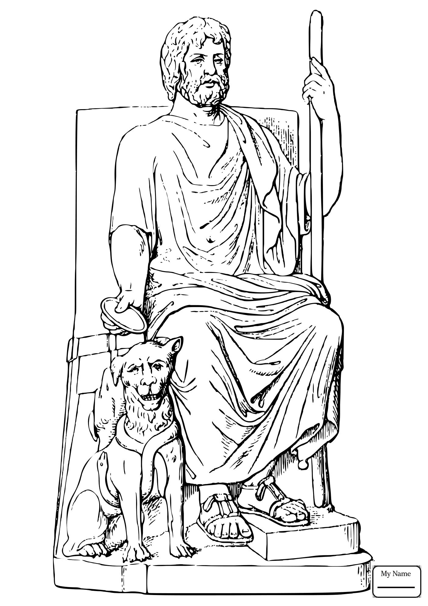 1405x1987 Coloring Pages Athena Goddess Fantasy Mythology Greek Mythology