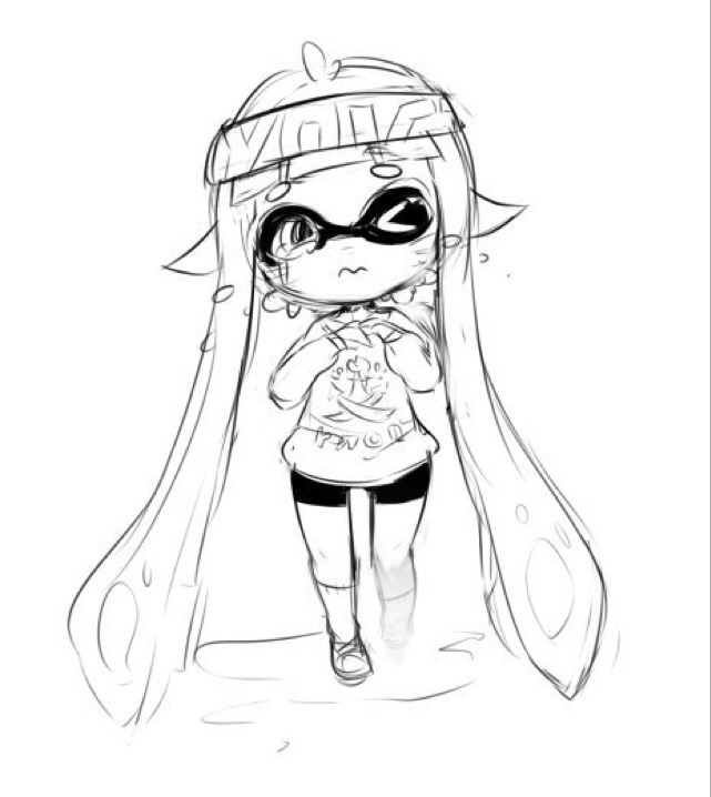 641x718 It's About Spoons, Too My Splatoon Clan, Ibw Is Recruiting Atm