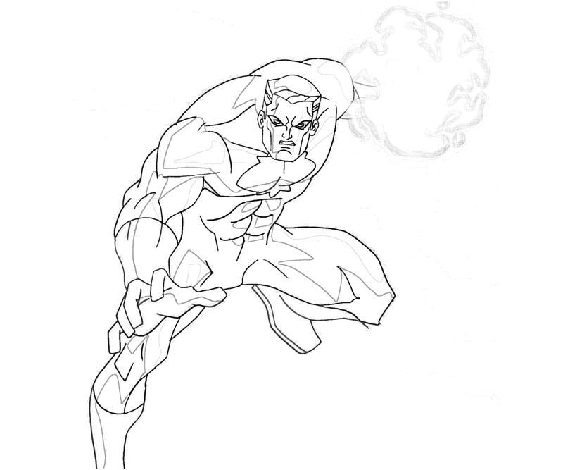 800x667 Dc Universe Captain Atom Weaknesses Yumiko Fujiwara