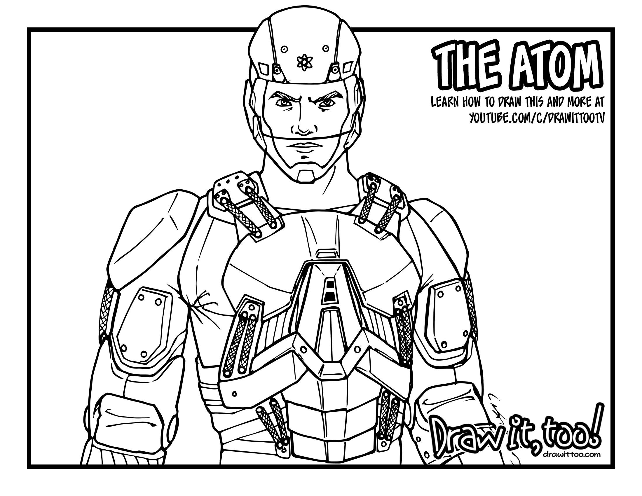2200x1700 The Atom (Legends Of Tomorrow)