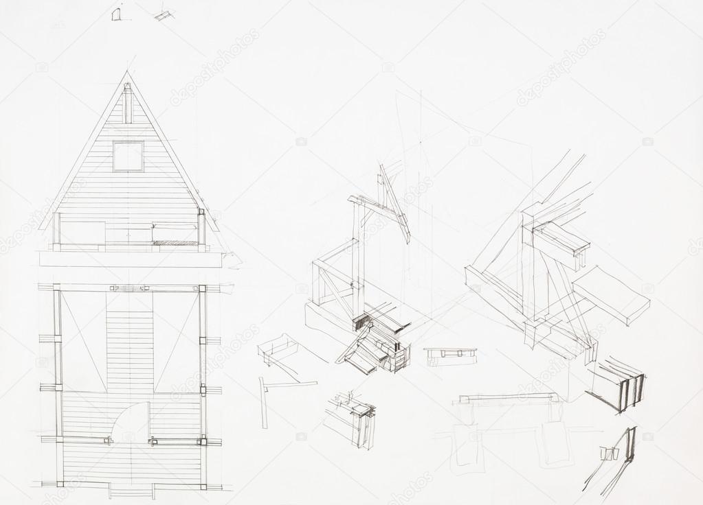 1023x736 House Design And Floorplan Stock Photo Shotsstudio
