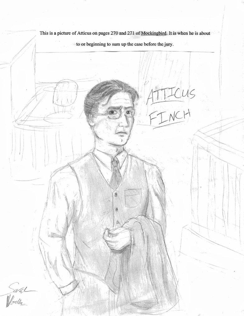 784x1018 Atticus Finch By Bluesun777