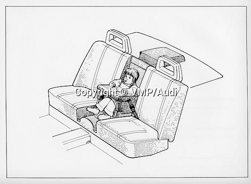 Audi Drawing