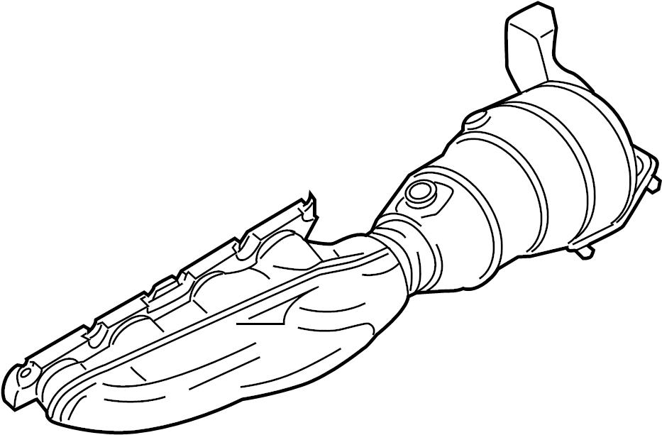 Audi R8 Drawing
