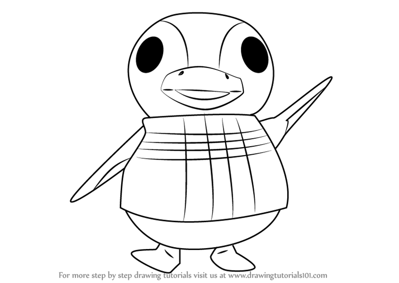 800x567 Learn How To Draw Aurora From Animal Crossing (Animal Crossing