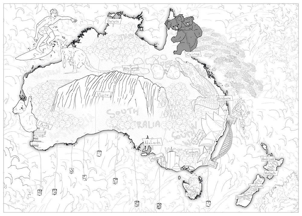 1000x715 Australia