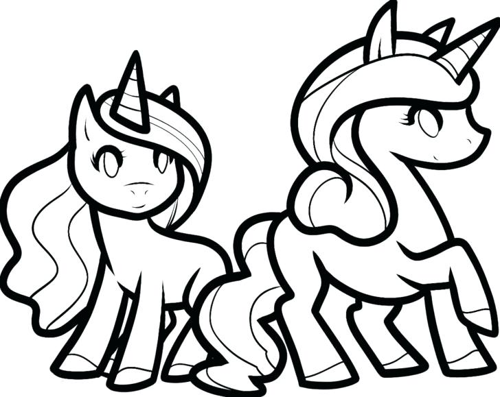 728x579 Childrens Coloring Pages Coloring Page Unicorn Childrens Colouring