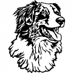 236x236 Afbeeldingsresultaat Voor Australian Shepherd Stencil Pumpkin