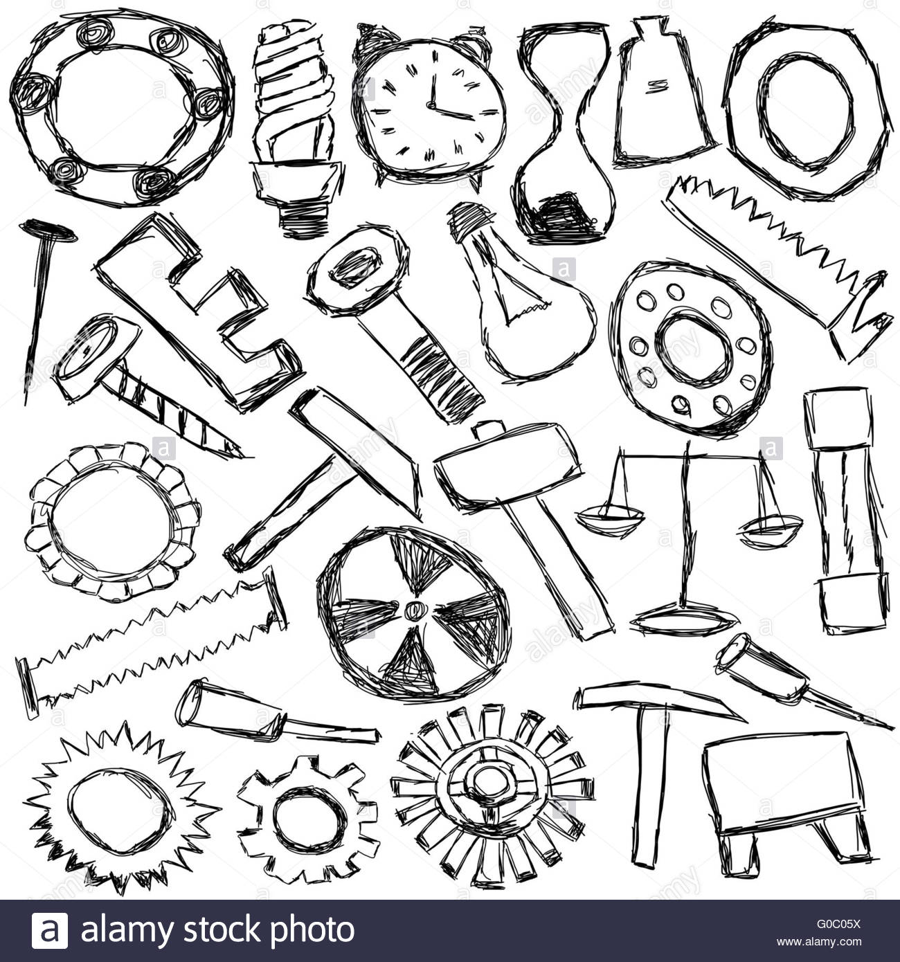 Auto Parts Drawing at GetDrawings.com   Free for personal use Auto ...