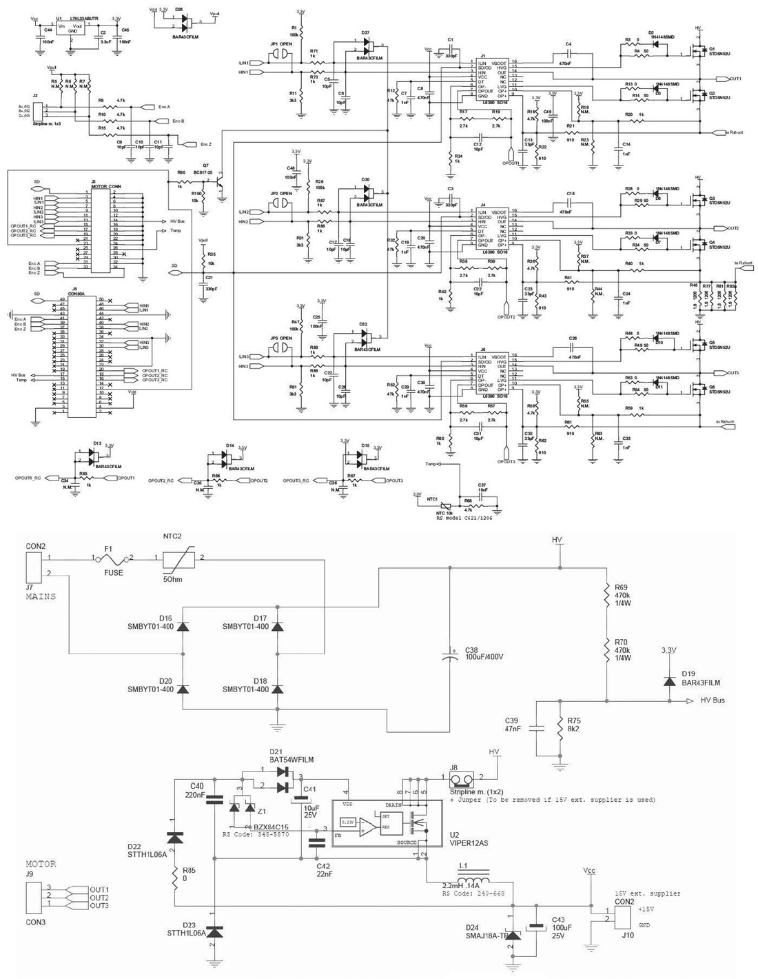 Automation Drawing At Free For Personal Use Relay Circuit Circuits Nextgr 1100x1420 Servo Motor Page Next Gr Interfacing