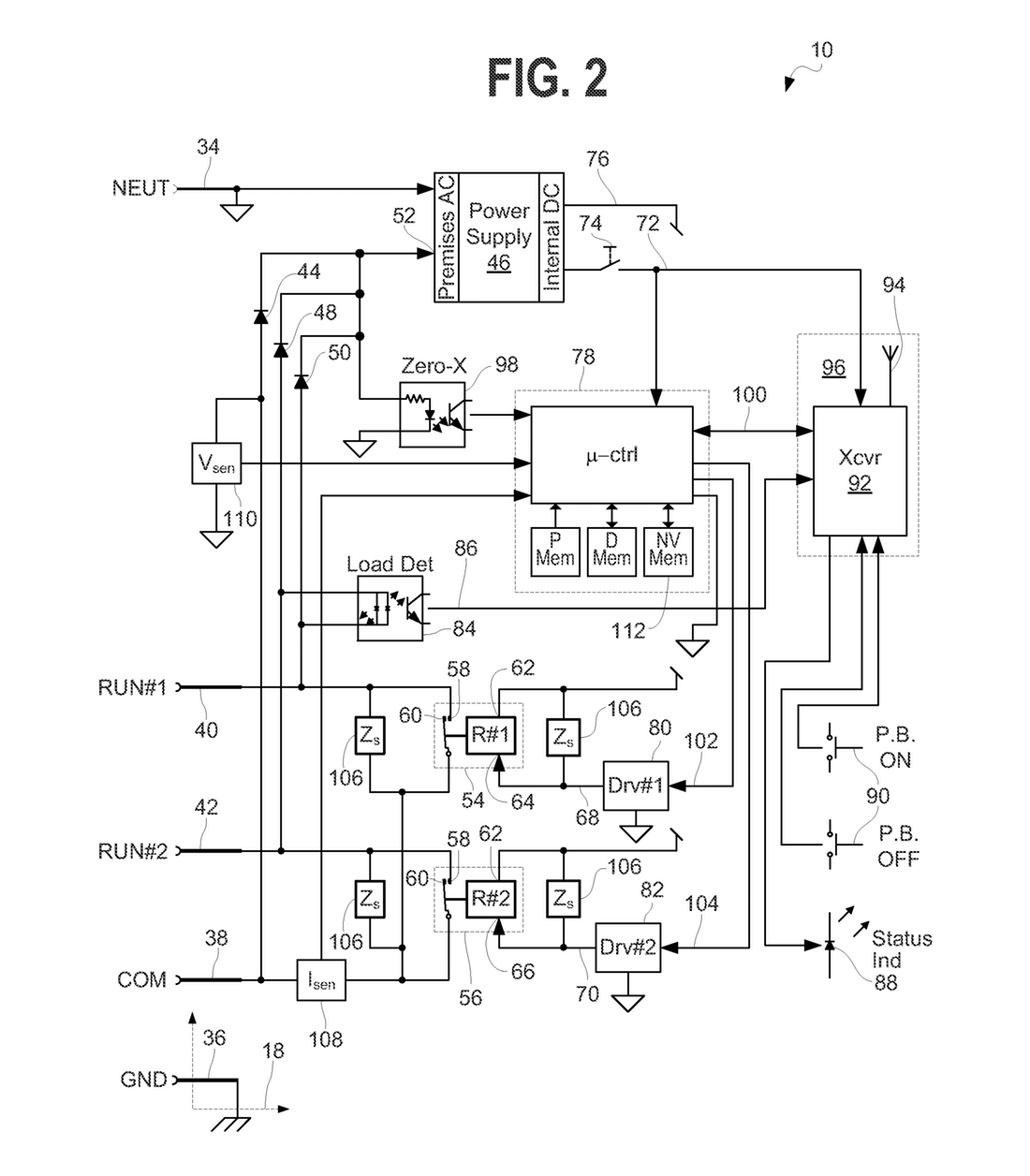 Automation Drawing At Free For Personal Use Relay Circuit Circuits Nextgr 1100x1256 Arduino Triple Pole Throw Electrical Engineering Enter Image