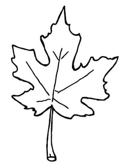 412x555 Fall Leaves Coloring Page Autumn Leaves Coloring Pages Image Fall