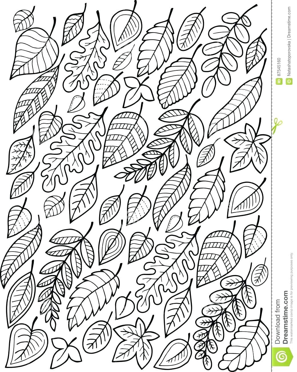 1039x1300 Coloring Coloring Pages Autumn Leaves