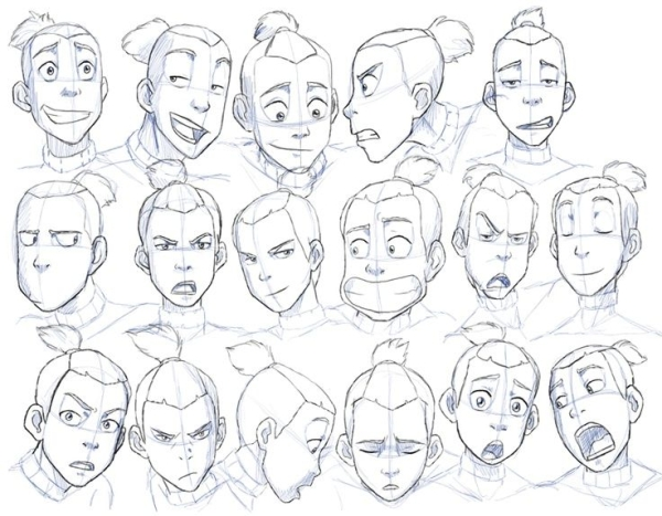 600x467 Avatar The Last Airbender Sokka Expressions My Crap