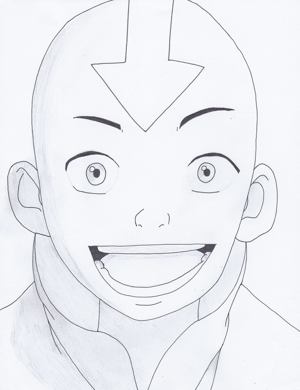 Avatar The Last Airbender Drawing