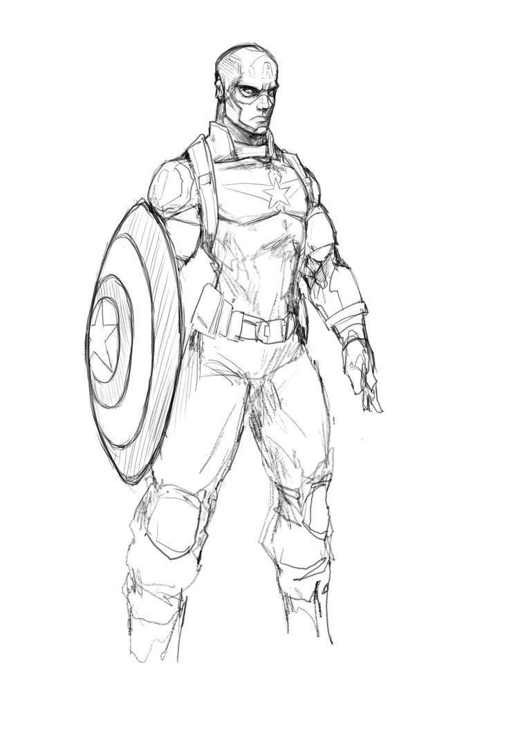 Kleurplaten Avengers Assemble.Avengers Drawing At Getdrawings Com Free For Personal Use Avengers