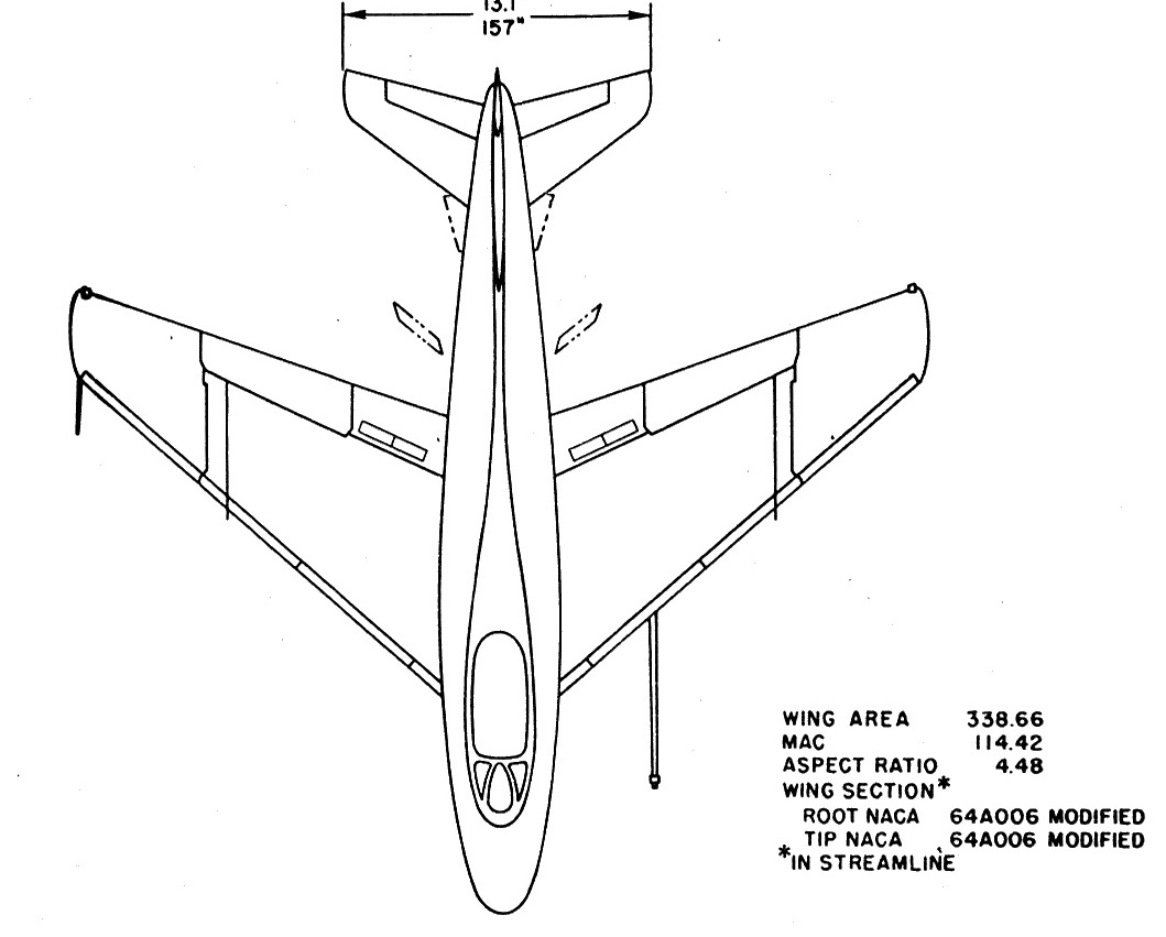 1059x851 Tailhook Topics Drafts Accurate Three View Drawings