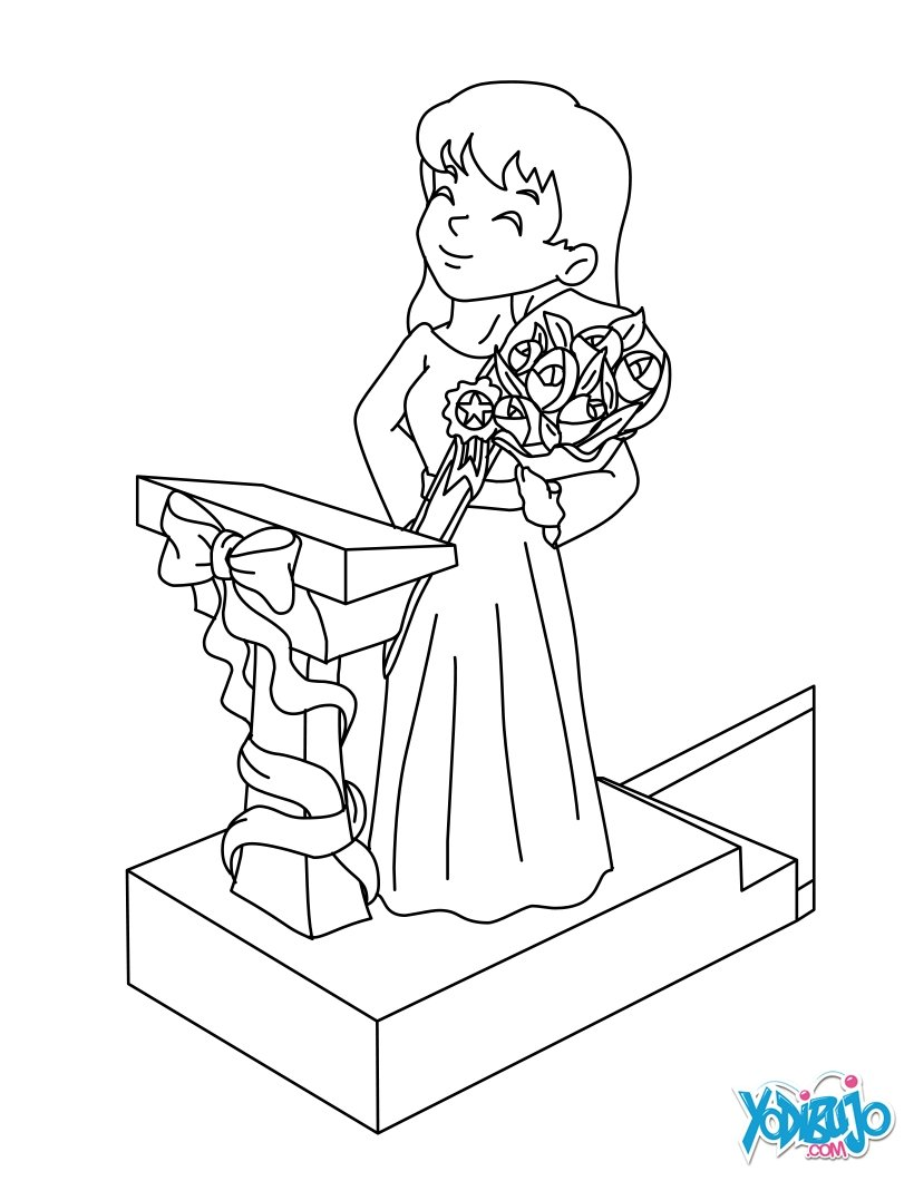 820x1060 Best Mom Award Coloring Pages