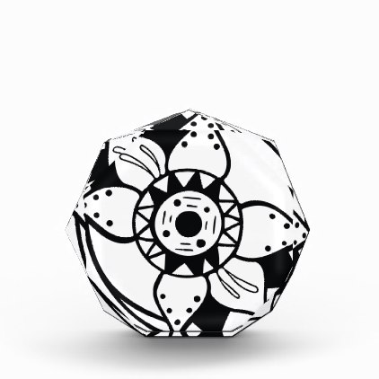 422x422 Monochrome Black And White Flower Drawing Award