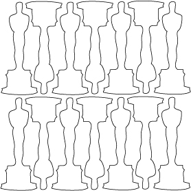 278x279 28 Images Of Academy Award Statue Template