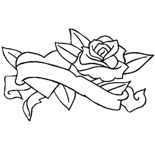 600x600 Cancer Ribbon Coloring Page Ribbon Coloring Page Breast Cancer