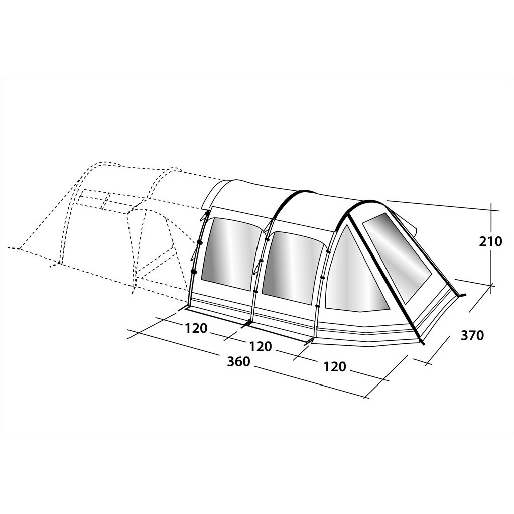 1024x1024 Outwell Nevada Mp Front Awning