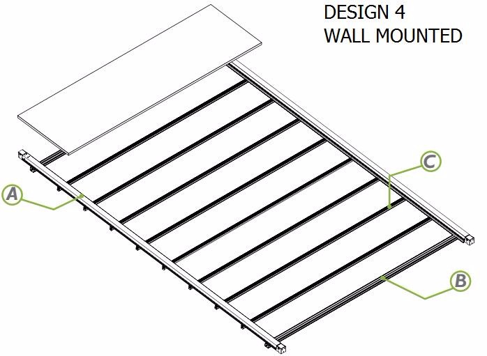698x511 Pvc Retractable Roof Aluminum Pergola